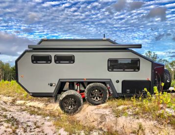 Bruder Adds a Hard Top To Its Caravan Camper Lineup