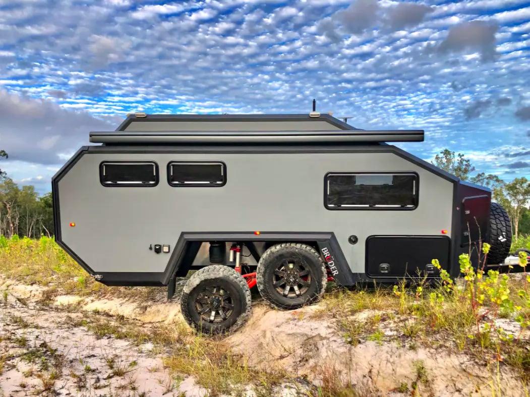 Bruder Adds a Hard Top To Its Caravan Camper Lineup at werd.com