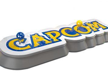 Play Capcom Classics On Your Home Arcade