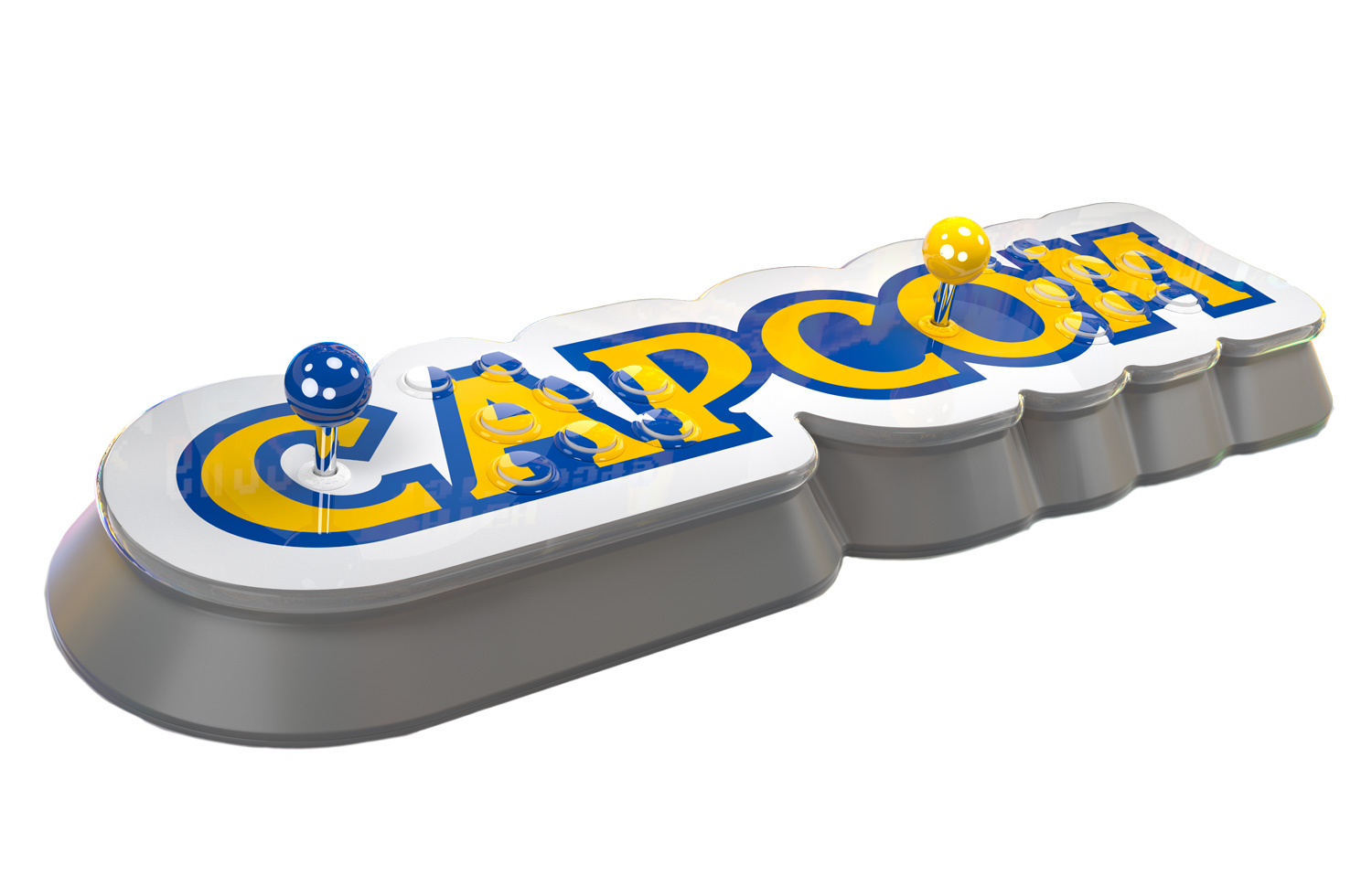 Play Capcom Classics On Your Home Arcade at werd.com