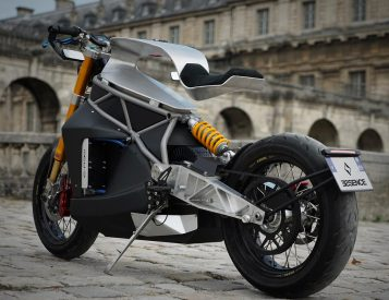 Essence Motorcycles Rolls Out Another Exotic Electric