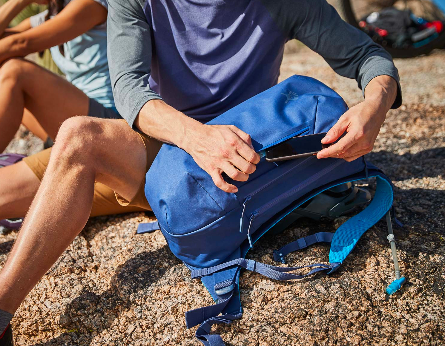 Hydro Flask Introduces Journey Series Hydration Packs at werd.com