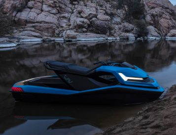 Nikola Motors Drops an All-Electric PWC in the Water