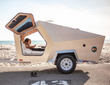 PolyDrops Built a Classic Camper with a Modern Design
