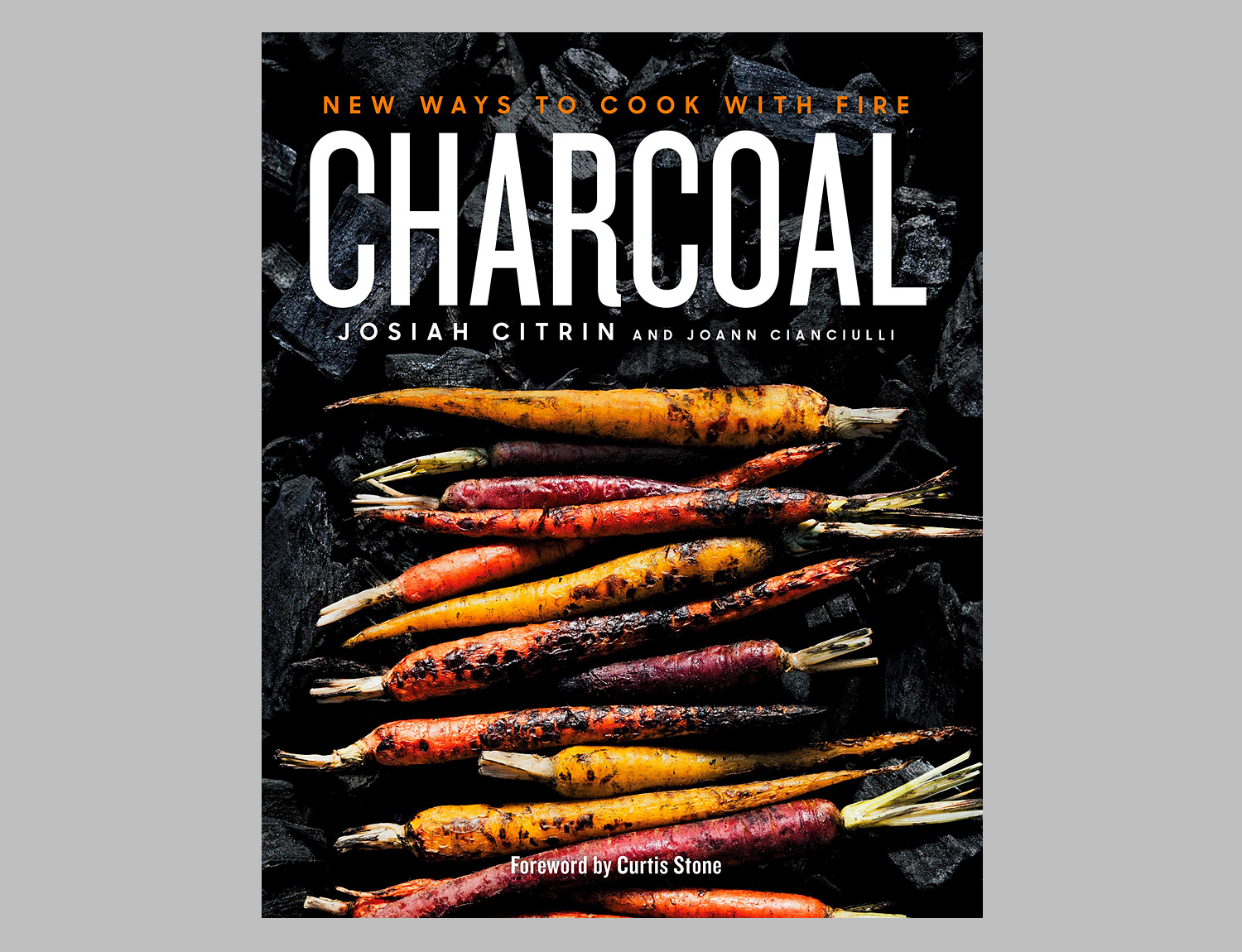 Charcoal: New Ways to Cook with Fire at werd.com