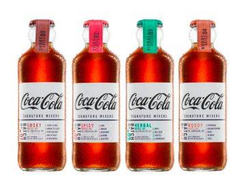 Coca-Cola Debuts Adult Drinks: Signature Mixers