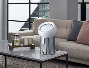 Dyson's Pure Cool Me Cools & Cleans The Air