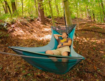 ENO's SkyLoft Hammock is Better than a Giant Taco