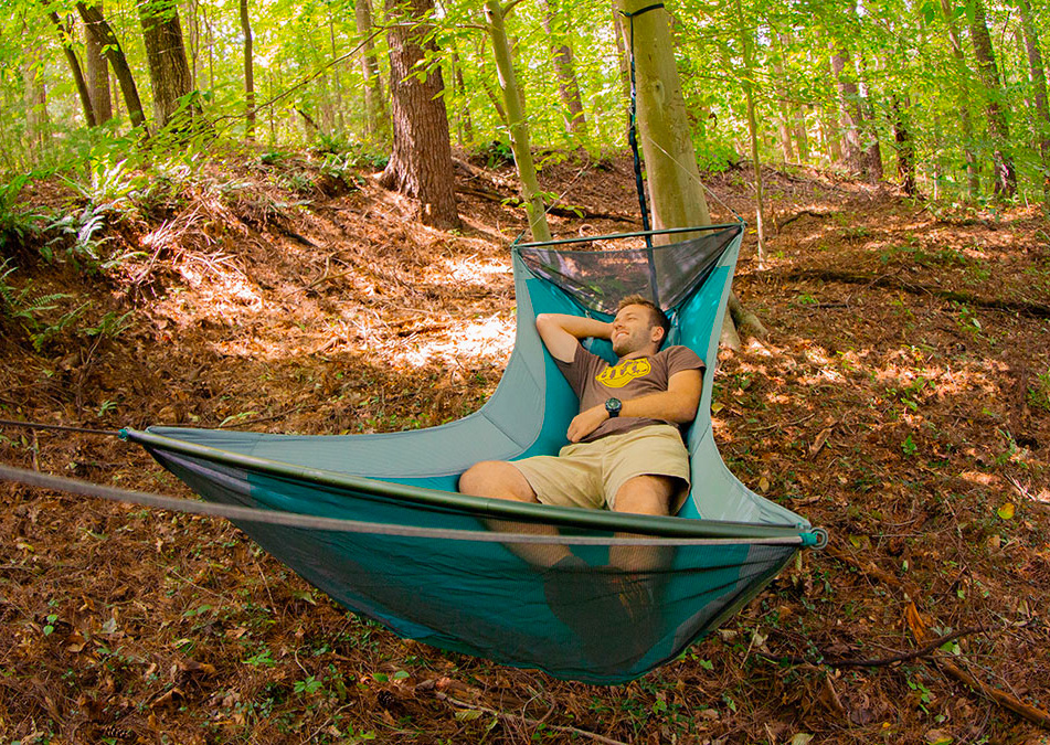 ENO's SkyLoft Hammock is Better than a Giant Taco at werd.com