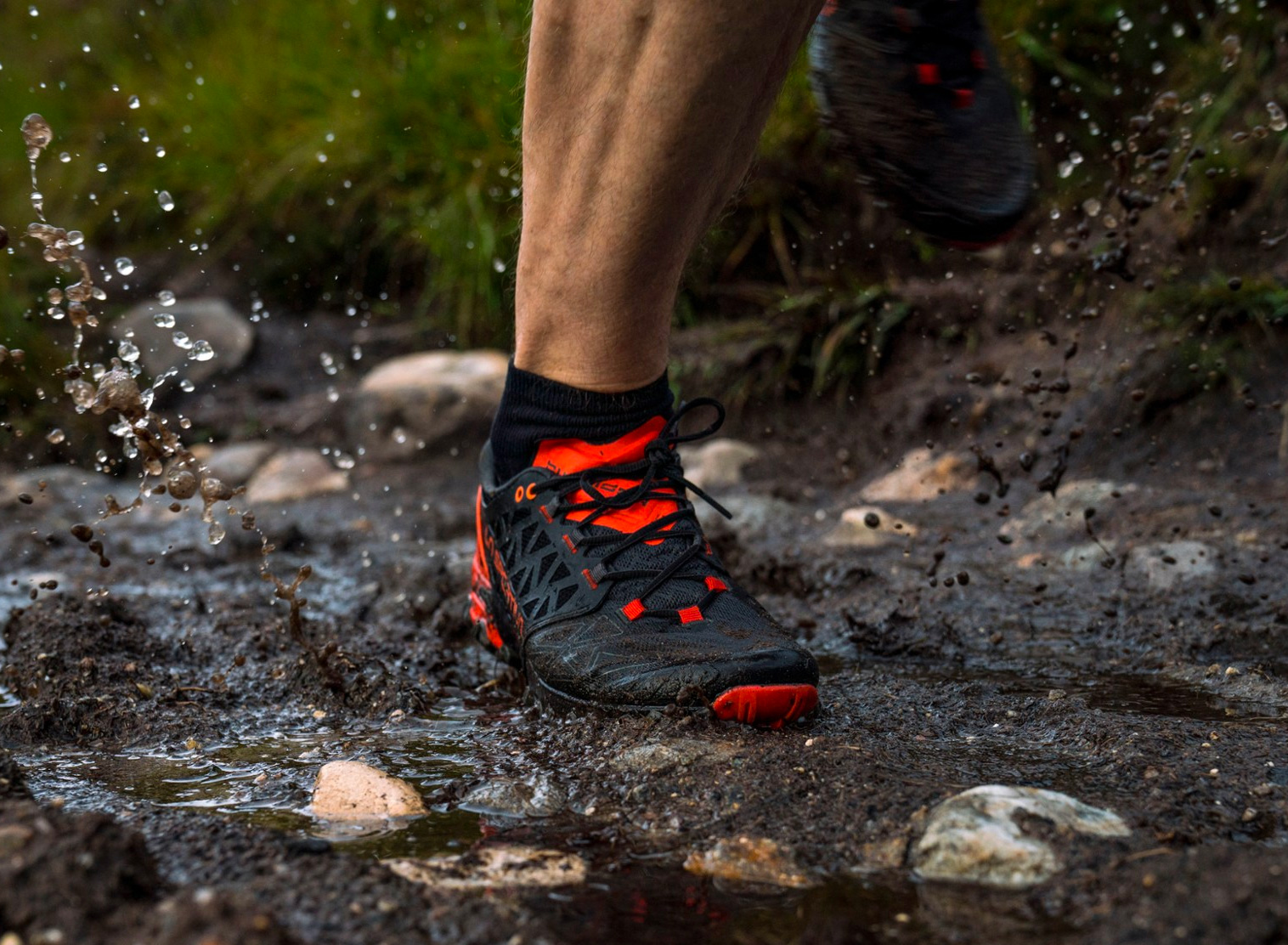 La Sportiva's Bushido II Trail Runner is Built for Battle at werd.com