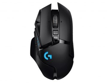 Logitech's Wireless G502 Lightspeed is a Precision Gaming Mouse
