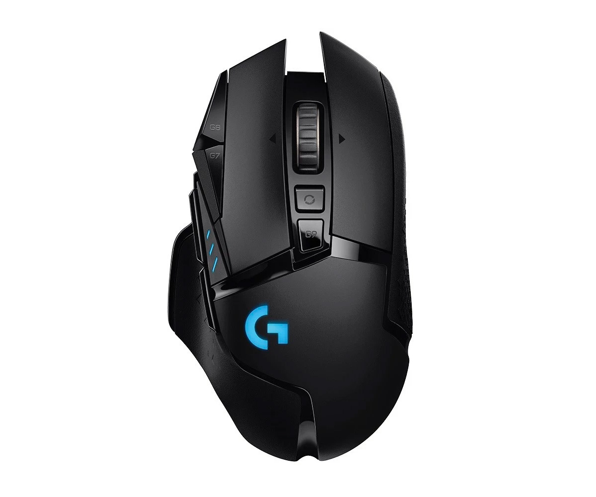Logitech's Wireless G502 Lightspeed is a Precision Gaming Mouse at werd.com