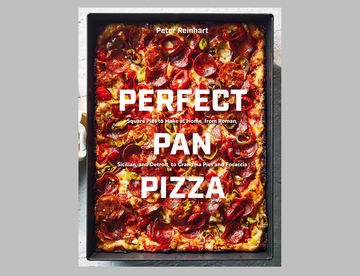 Perfect Pan Pizza: Square Pies to Make at Home at werd.com