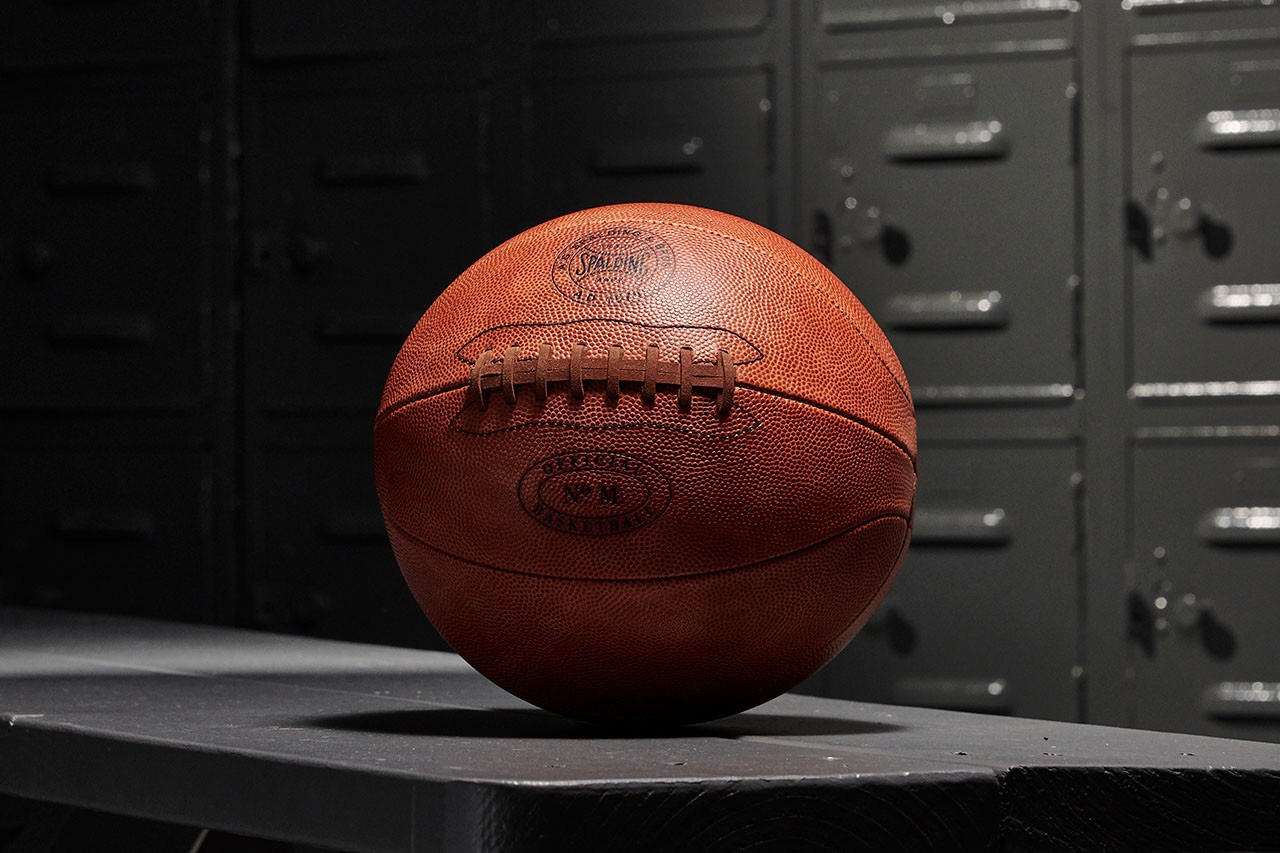 Spalding Offers a Limited Edition Remake of its Original 1894 Basketball at werd.com