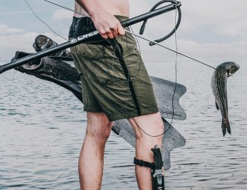 TAD's Nautilus AC Short is a Dive Classic