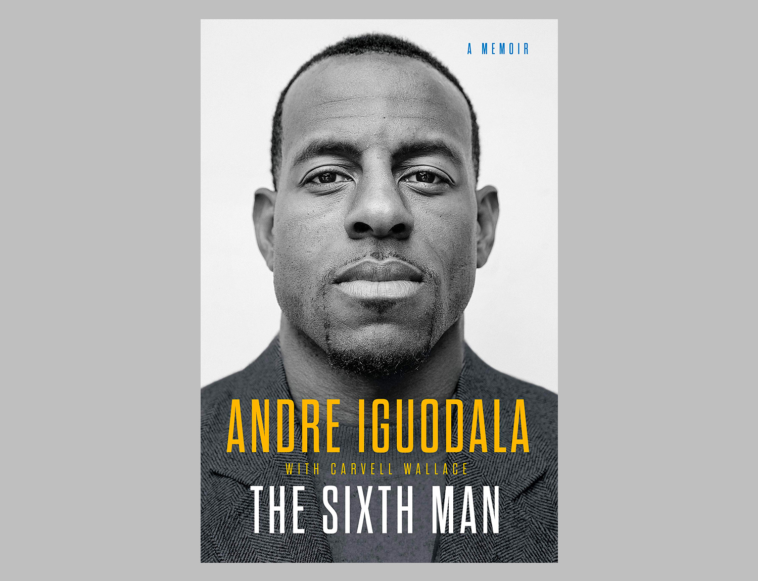 The Sixth Man: A Memoir at werd.com