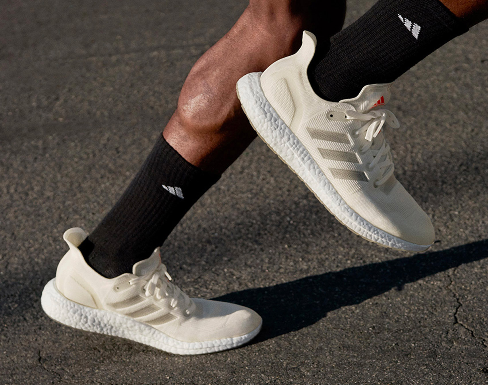 Adidas Introduces 100% Recyclable Running Shoe at werd.com