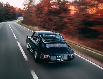 A Classic Porsche with Italian Racing Roots Can Be Yours