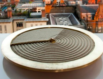 Bring Zen Vibes To Your Space with a Sand Clock