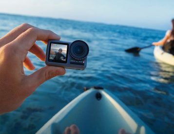 DJI's Osmo Action Camera is 4K Vlog-Ready