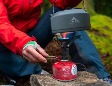 MSR Upgrades Their Lightest Camp Stove