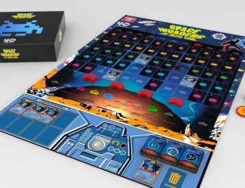 Now 40 Years Old, Space Invaders has Turned into a Board Game