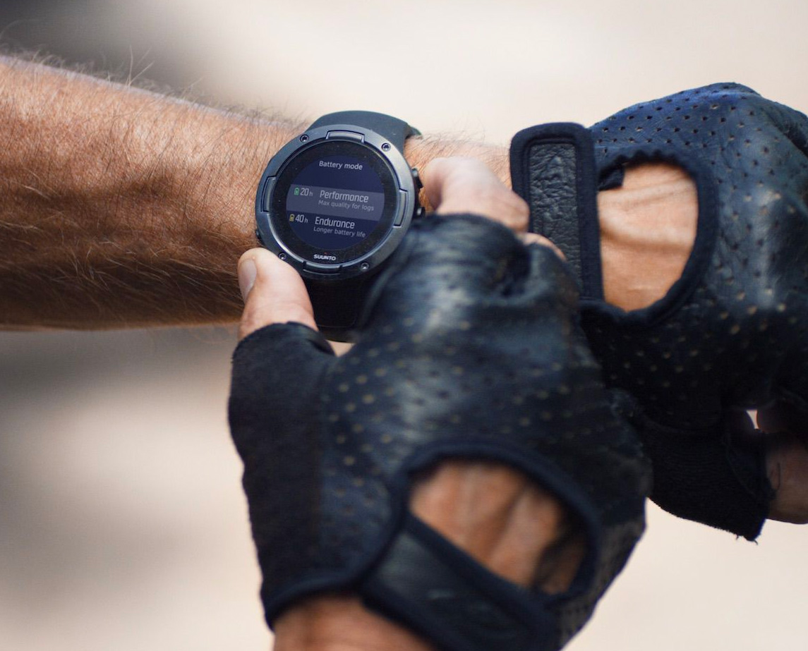 Functions & Features at Half the Price: Suunto 5 Sports Watch at werd.com
