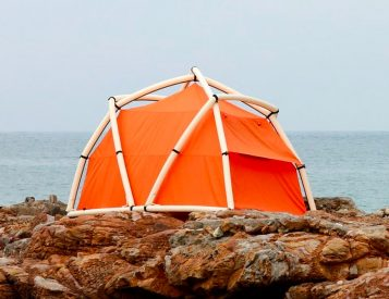 This Inflatable Tent Sets Up in 60 Seconds