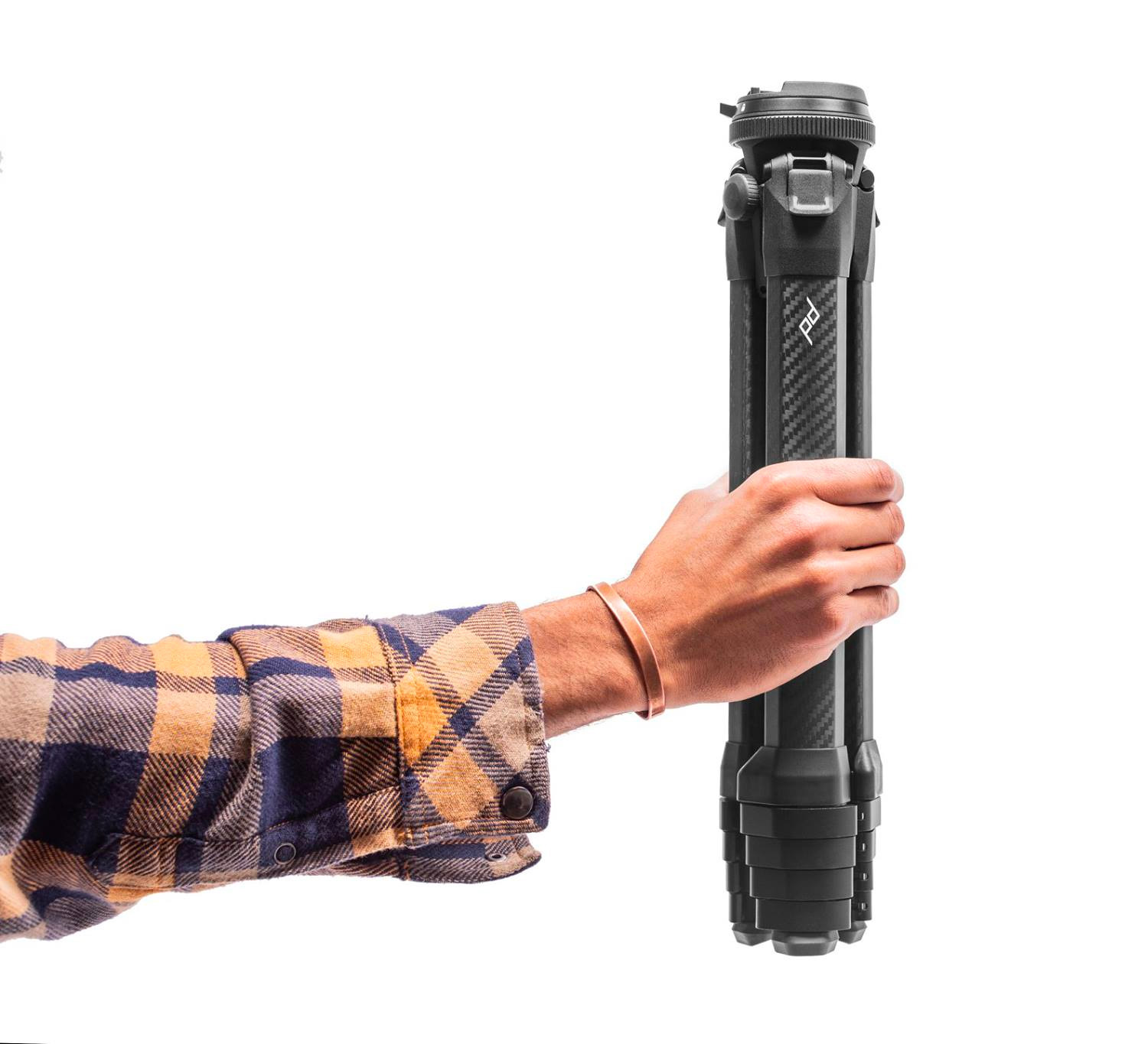 Get All the Tripod at Half the Size & Weight at werd.com