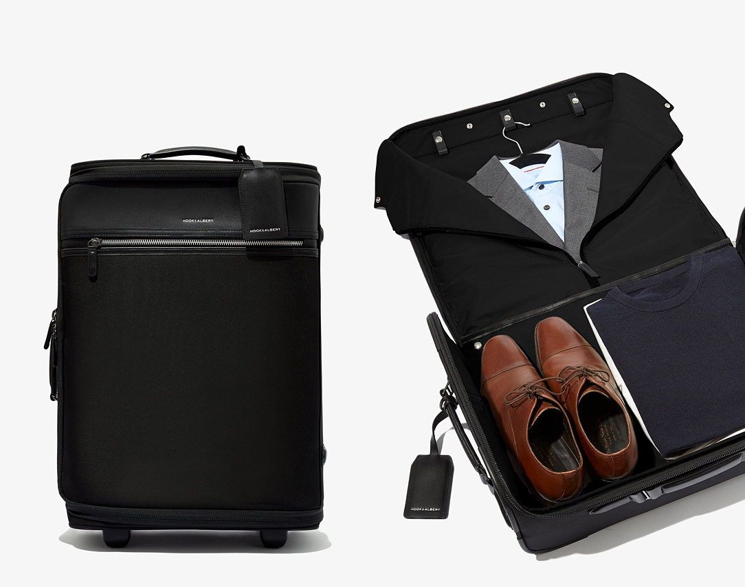 This Carry-On Might Be the Ultimate Overnight Travel Bag at werd.com