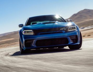 Dodge Introduces 2020 SRT Charger Widebody