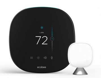 EcoBee Introduces Redesigned SmartThermostat 5