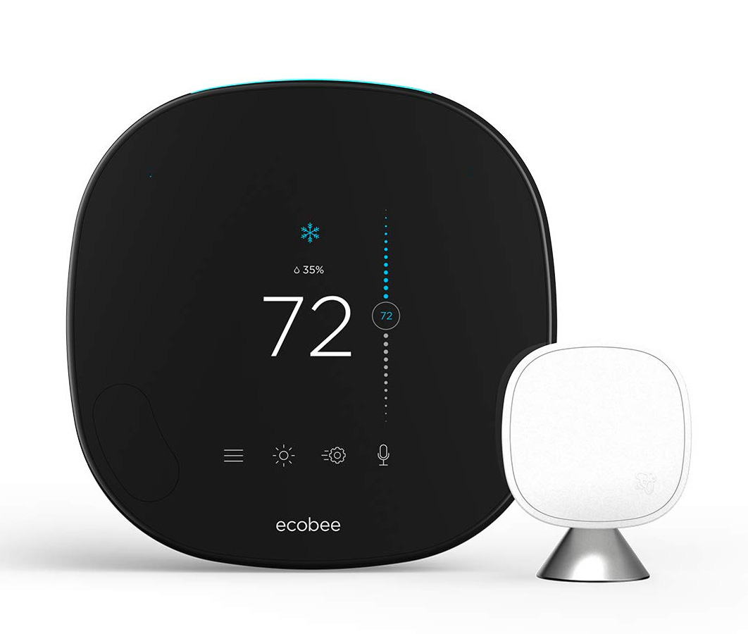 EcoBee Introduces Redesigned SmartThermostat 5 at werd.com