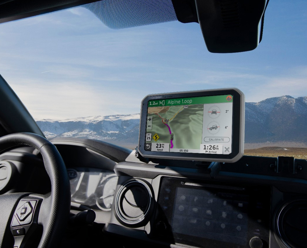 Garmin Introduces Overlander GPS at werd.com