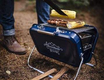 This is Gentleman's Hardware for Grilling On The Go
