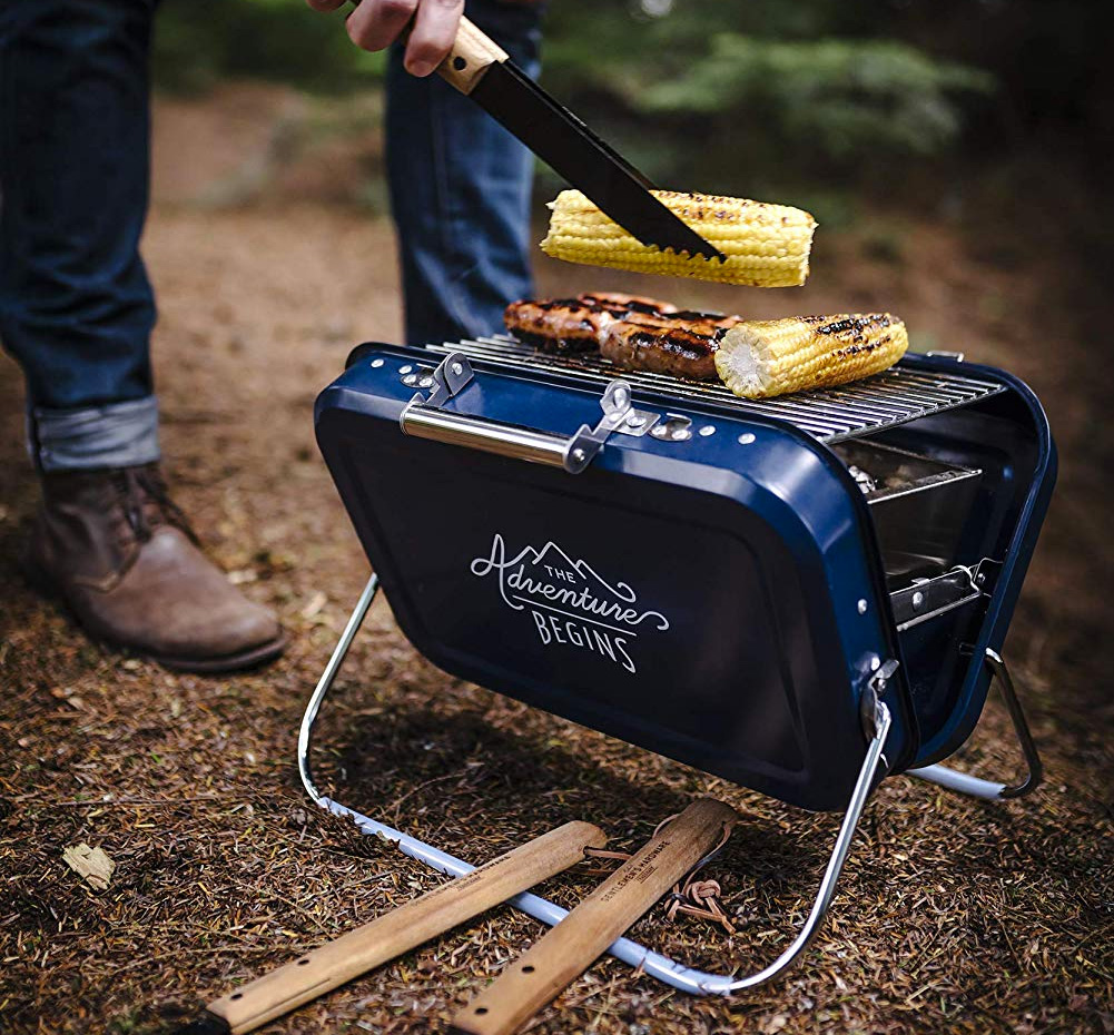 This is Gentleman's Hardware for Grilling On The Go at werd.com