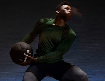 Nike Introduces Body Heat Sensitive AeroAdapt Fabric