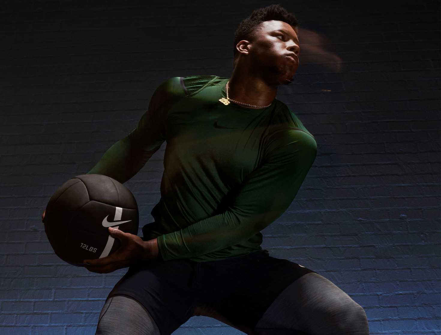 Nike Introduces Body Heat Sensitive AeroAdapt Fabric at werd.com
