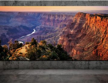 Samsung Unveils The Wall Luxury: A 292-Inch 8K TV