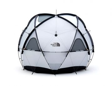 The North Face Geodome 4 Looks Like Fun