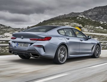BMW Rolls Out Sporty 8 Series Grand Coupe