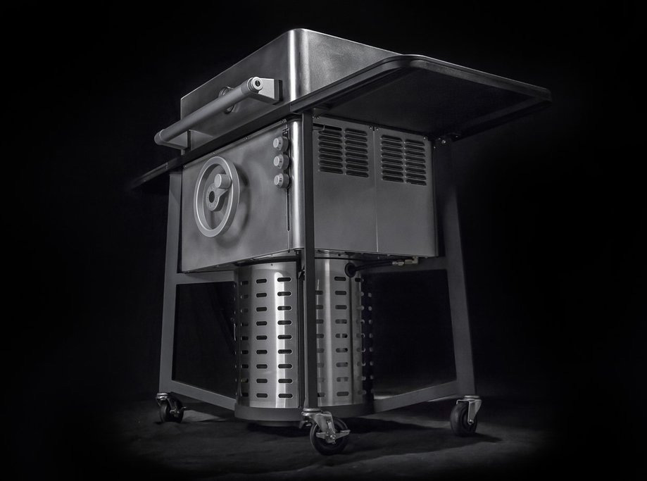Ferno Built the Gas Grill of Your Dreams at werd.com
