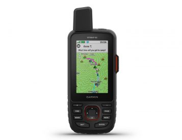 Garmin Brings Satellite Connectivity to the GPSMAP 66i