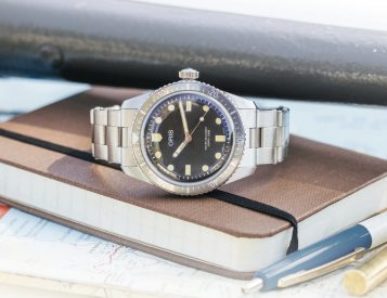 Hodinkee & Oris Team Up On Limited Edition Dive Watch