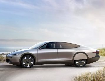 Lightyear One is a Solar-Assist Electric with a 450-Mile Range