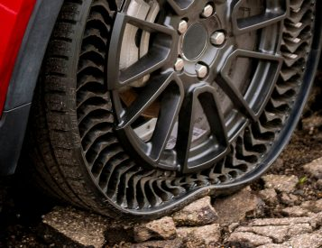 Michelin Rolls Out Airless, Puncture-Proof UPTIS Tires
