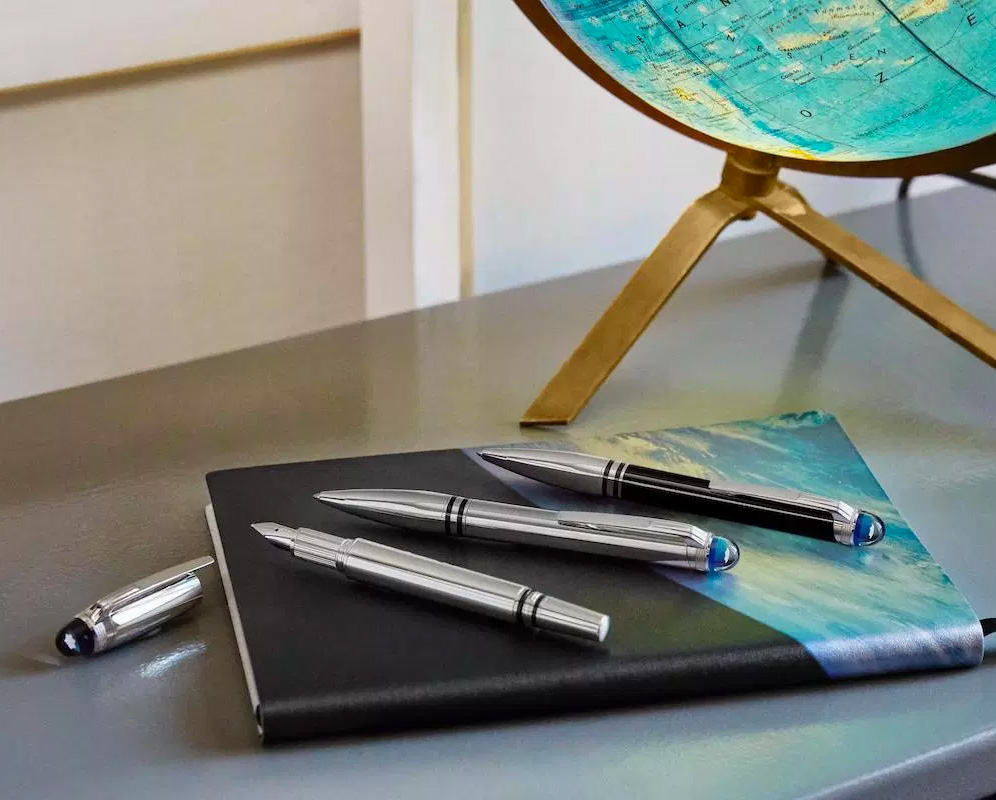 Montblanc Celebrates Space Exploration with StarWalker Collection at werd.com