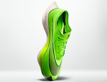 Nike Introduces Neon Green Zoom Series Shoes