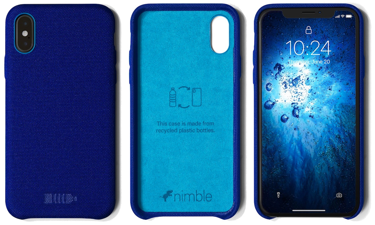 We Found the First 100% Recycled Plastic Bottle Case for iPhone at werd.com