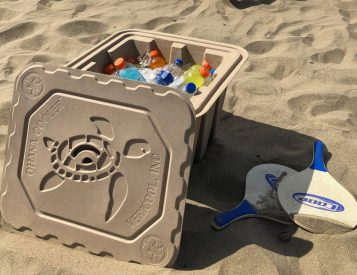 Vericool's Biodegradable Ohana Cooler is Way Cooler than Styrofoam